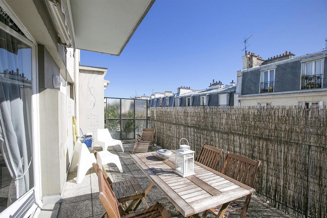 Apartamento Paris Rue Chanzy 15