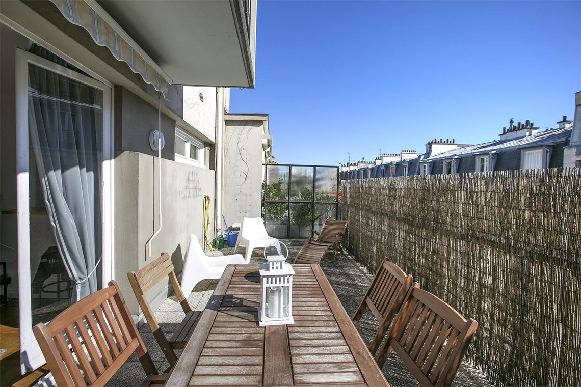 Apartamento Paris Rue Chanzy 16