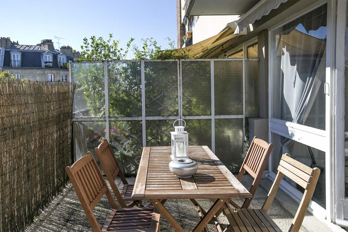 Apartamento Paris Rue Chanzy 18