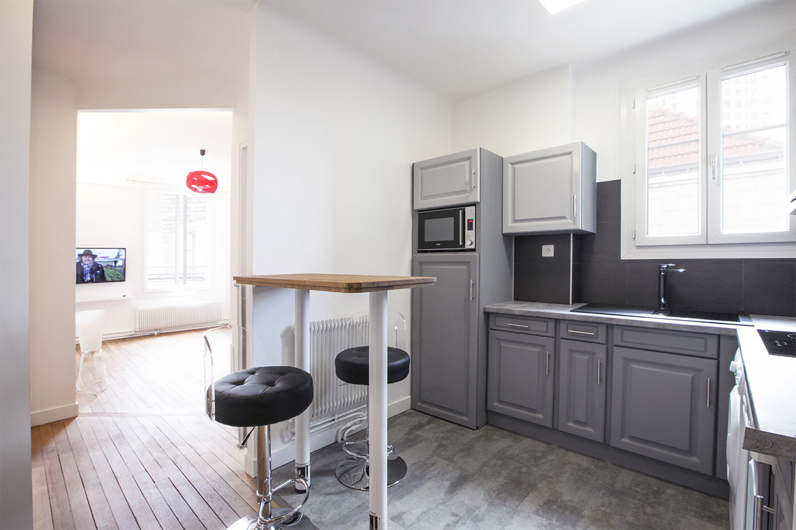 Apartment Paris Rue Bobillot 7