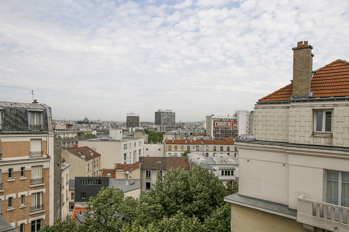 Apartment Paris Rue Bobillot 11