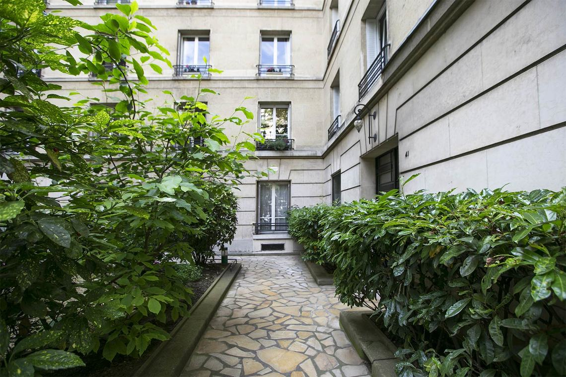 Apartment Paris Rue Bobillot 12