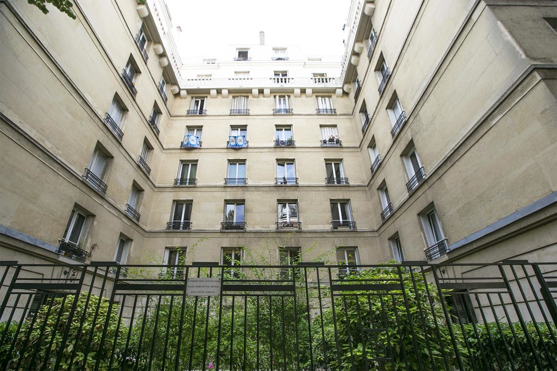 Apartment Paris Rue Bobillot 13