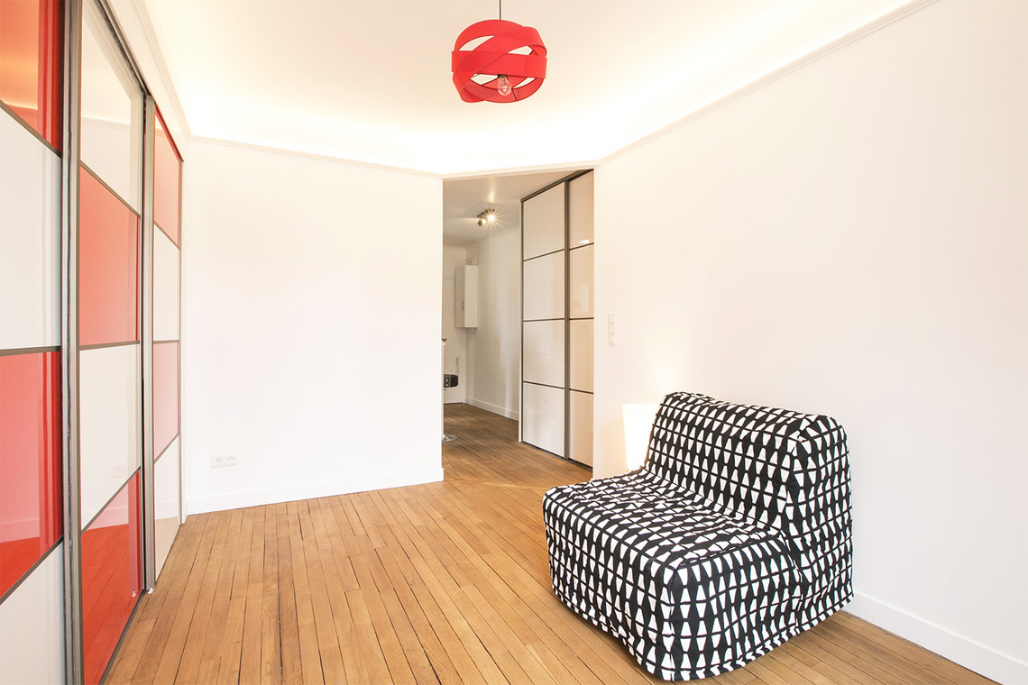 Apartment Paris Rue Bobillot 3
