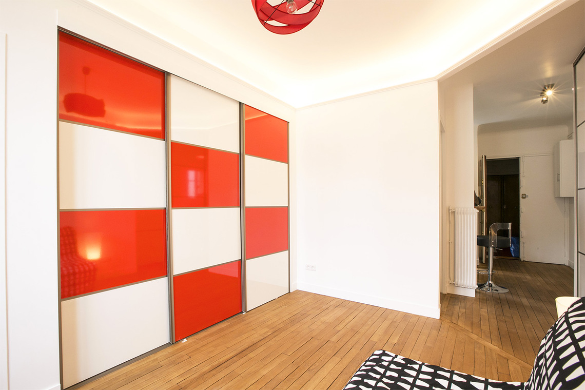 Apartment Paris Rue Bobillot 4