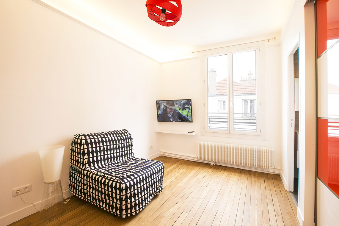 Apartment Paris Rue Bobillot 2