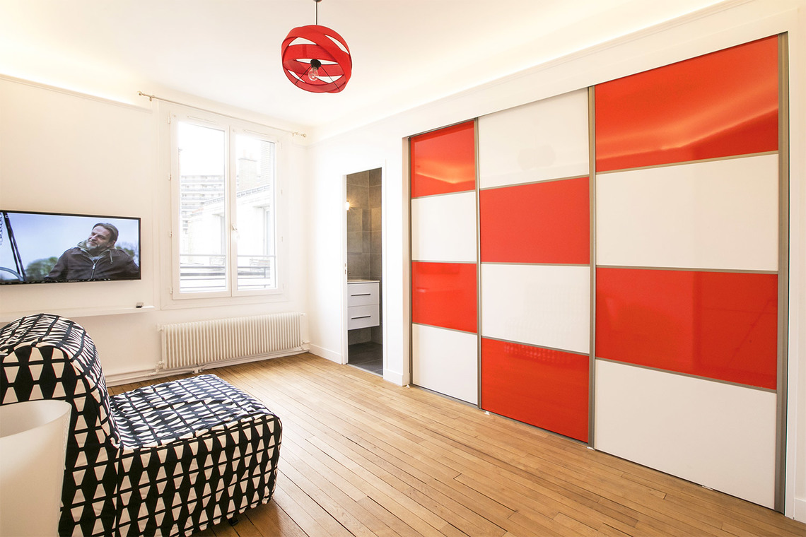 Paris Rue Bobillot Apartment for rent