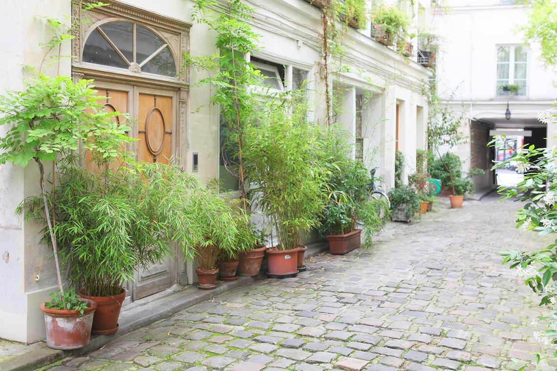 Apartment Paris Rue du Faubourg Saint Antoine 15