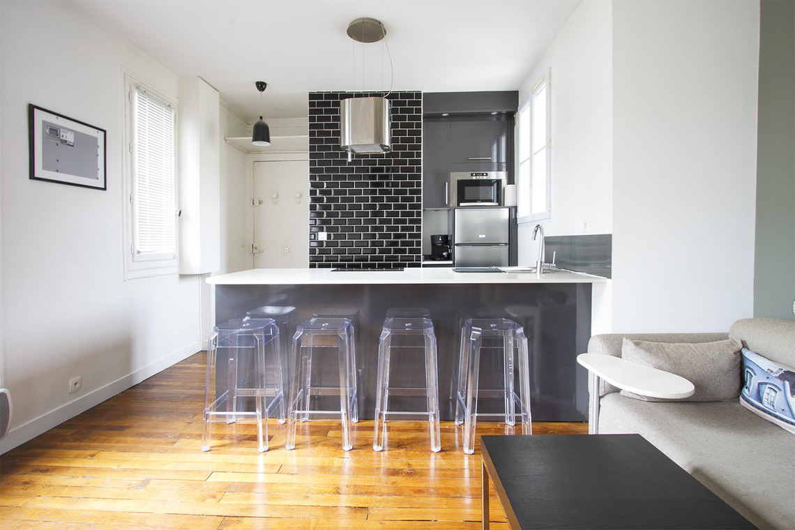 Appartamento Paris Rue Germain Pilon 8