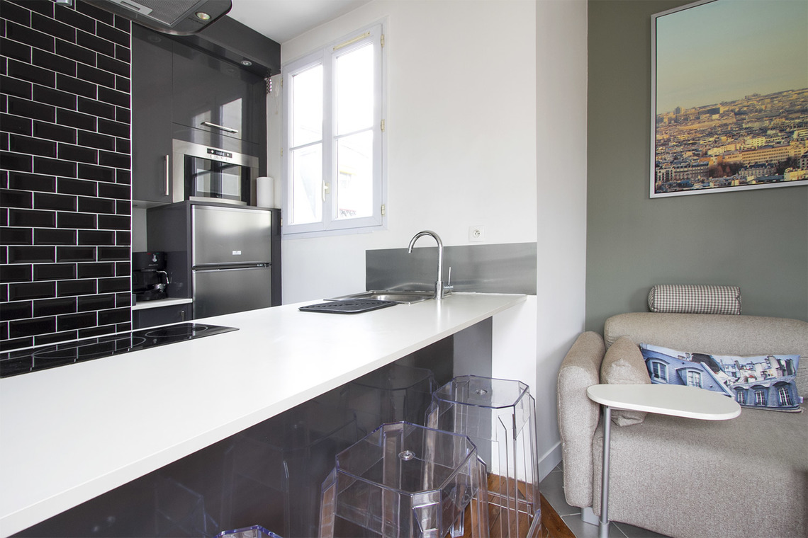 Appartamento Paris Rue Germain Pilon 10