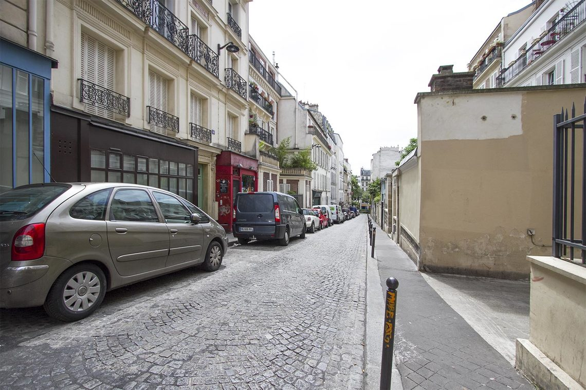 Appartamento Paris Rue Germain Pilon 17