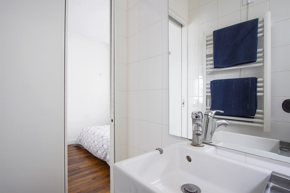 Appartamento Paris Rue Germain Pilon 14