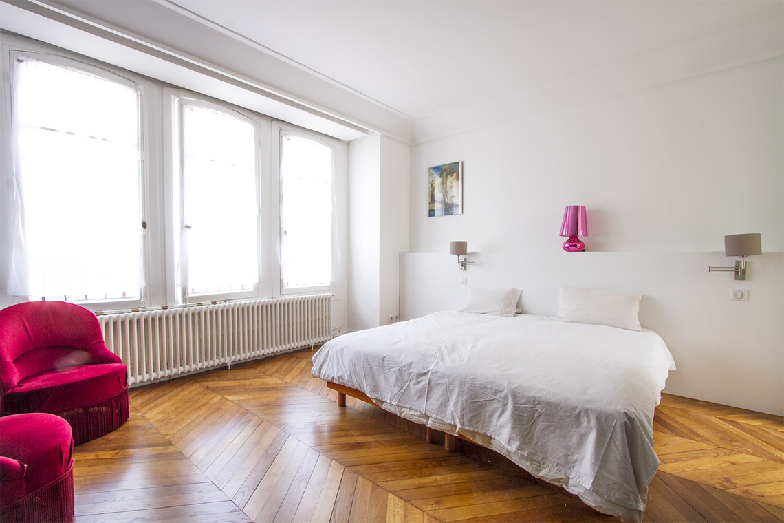 Apartment Paris Rue Bachaumont 13