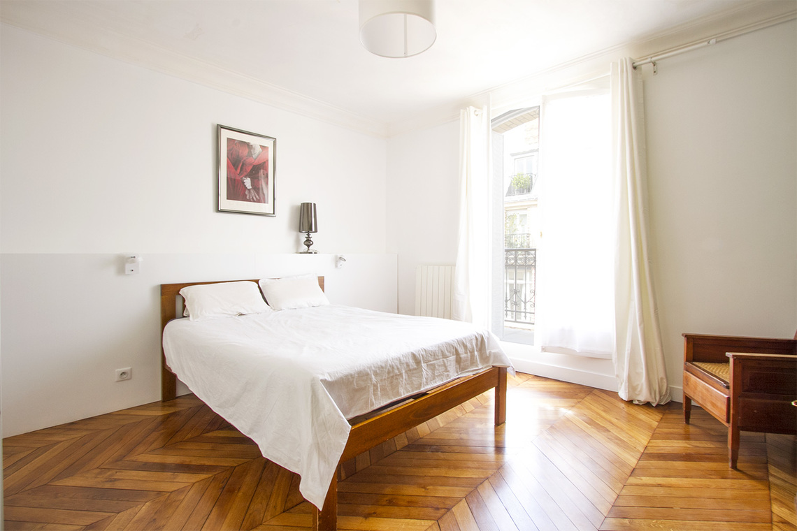 Apartment Paris Rue Bachaumont 10