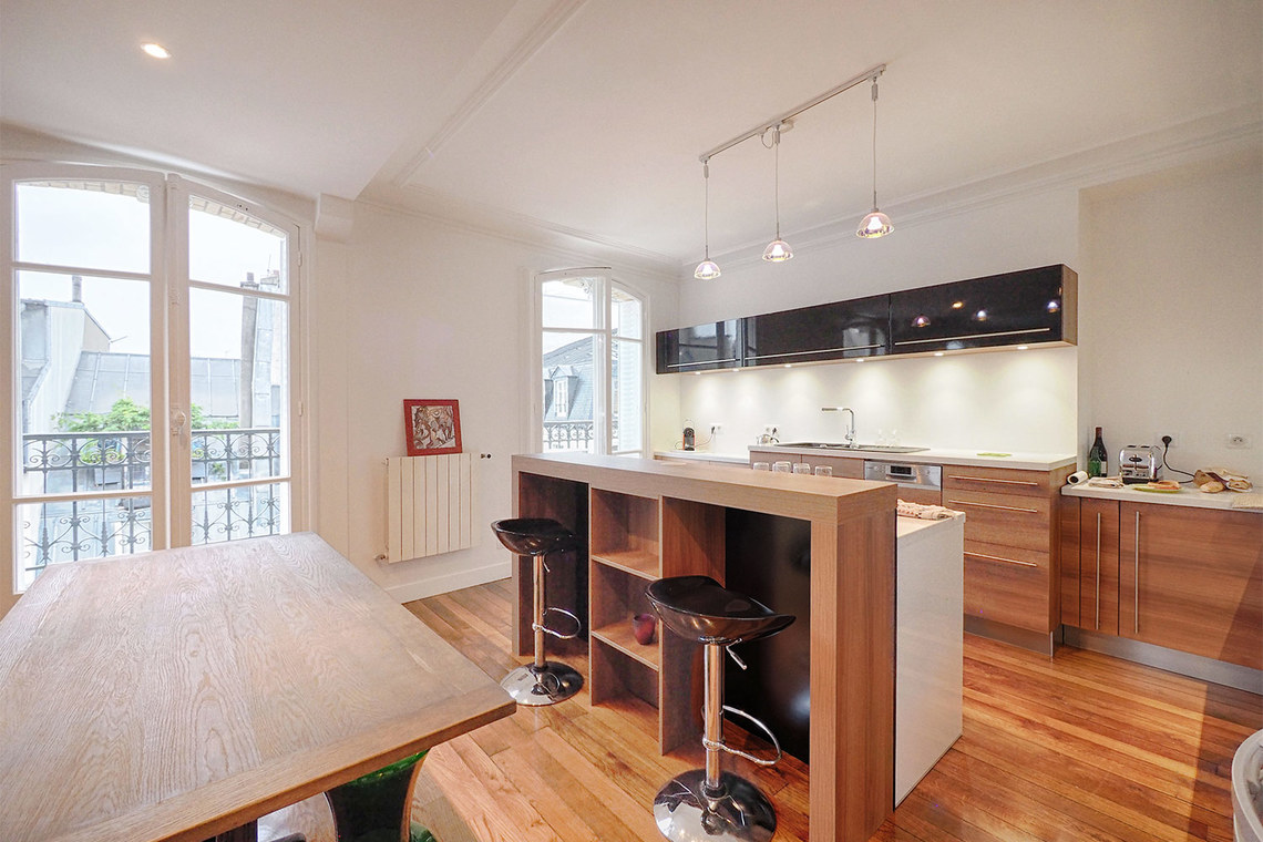 Apartment Paris Rue Bachaumont 6
