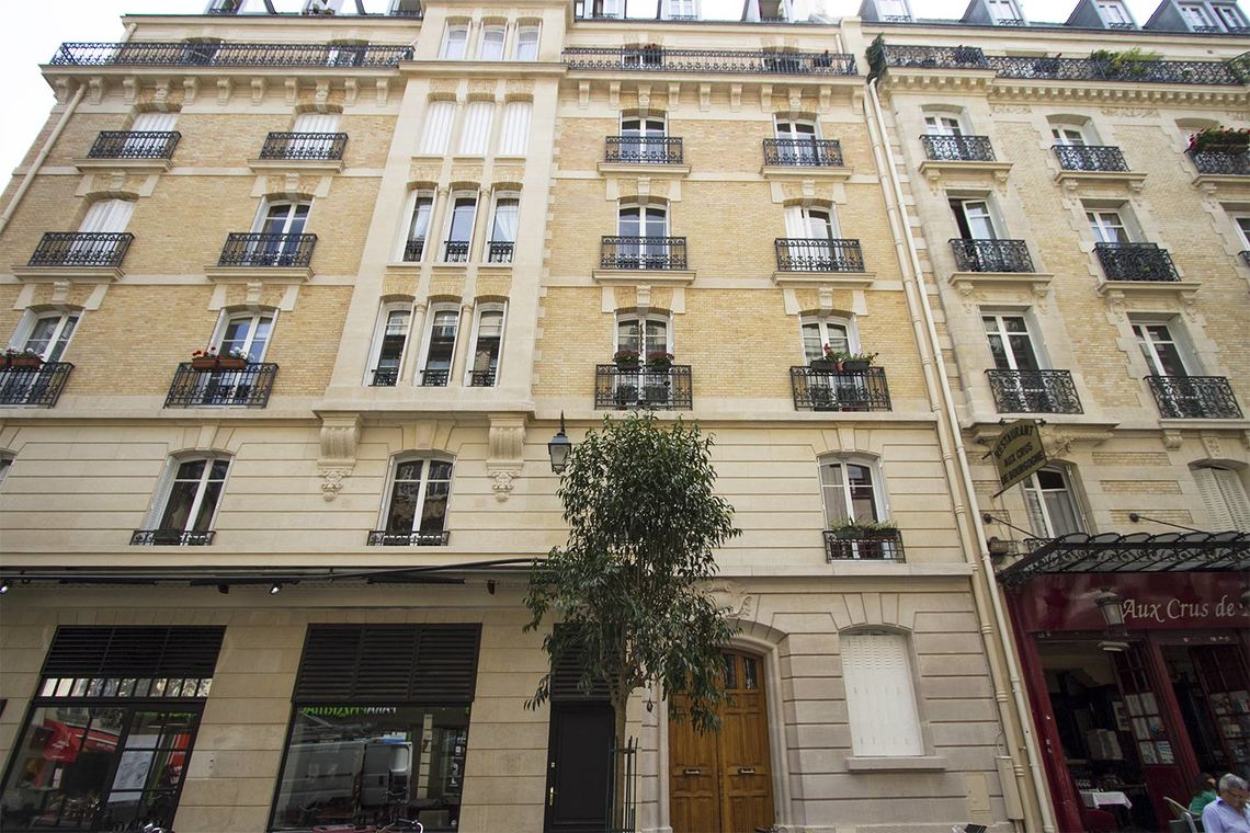 Apartment Paris Rue Bachaumont 20