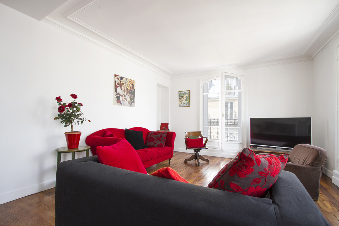 Apartment Paris Rue Bachaumont 2