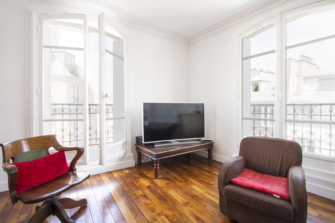 Apartment Paris Rue Bachaumont 3