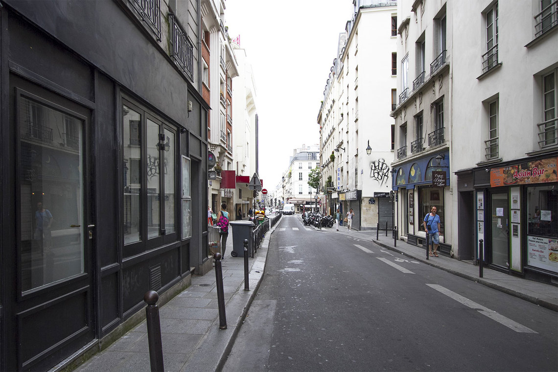 Appartamento Paris Rue Poissonnière 3D 10