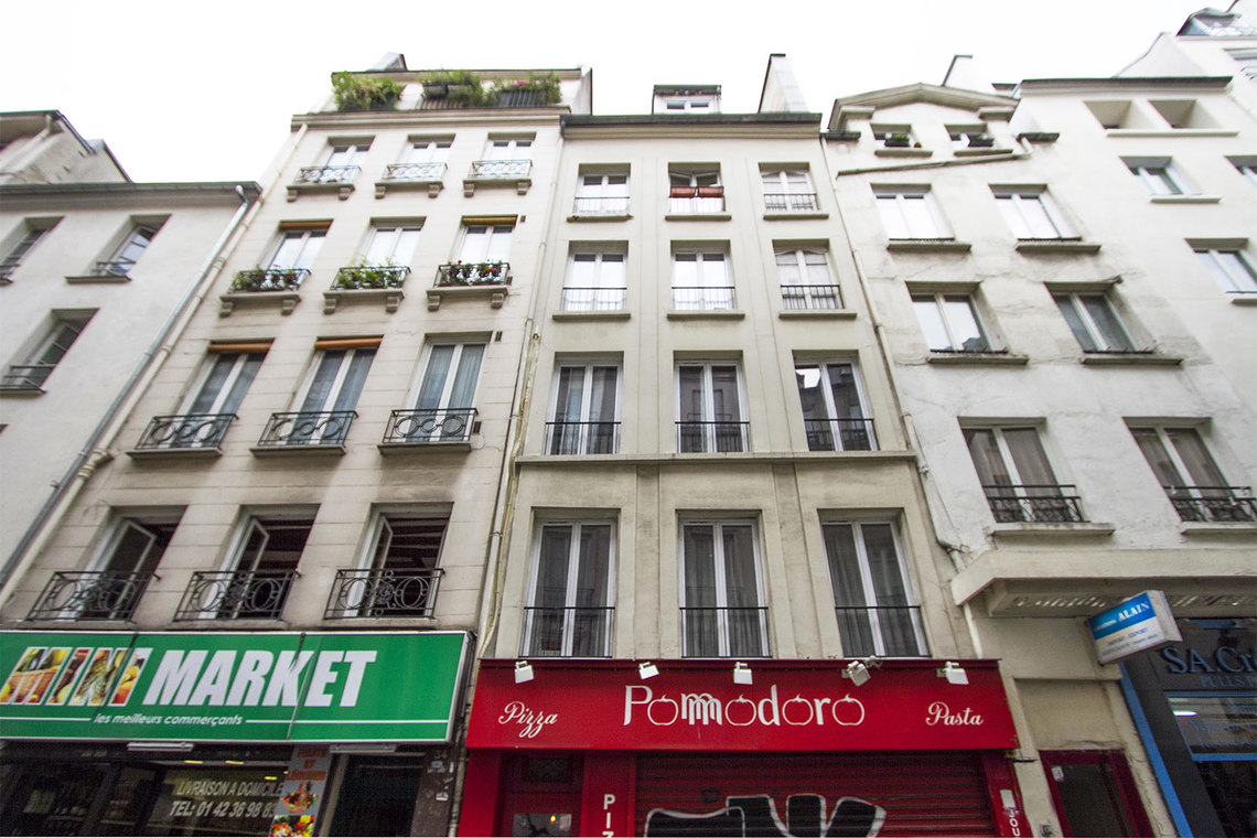 Appartamento Paris Rue Poissonnière 12