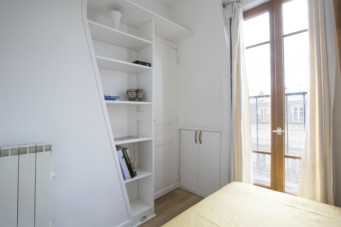 Apartment Paris Rue Gay-Lussac 9