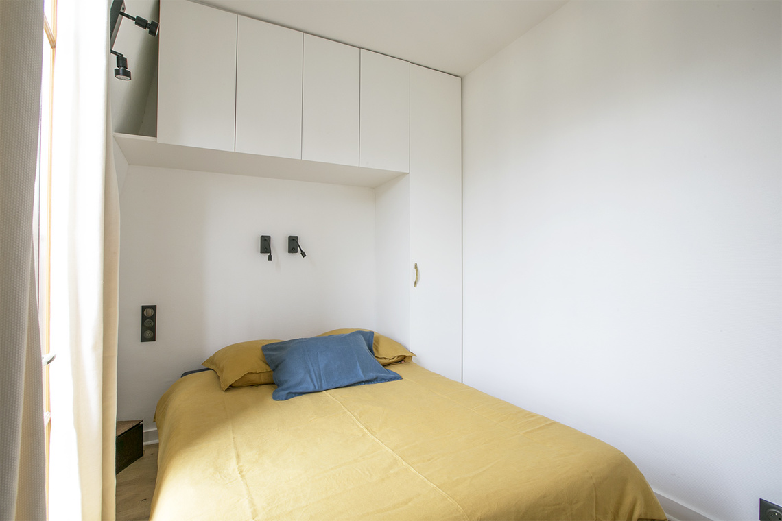 Apartment Paris Rue Gay-Lussac 7