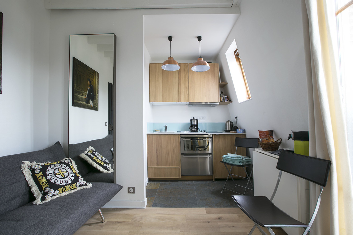 Apartment Paris Rue Gay-Lussac 5