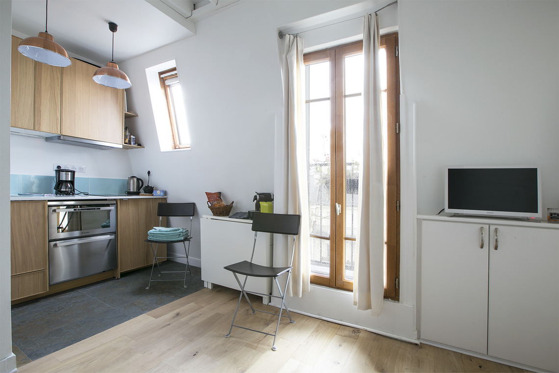 Apartment Paris Rue Gay-Lussac 4