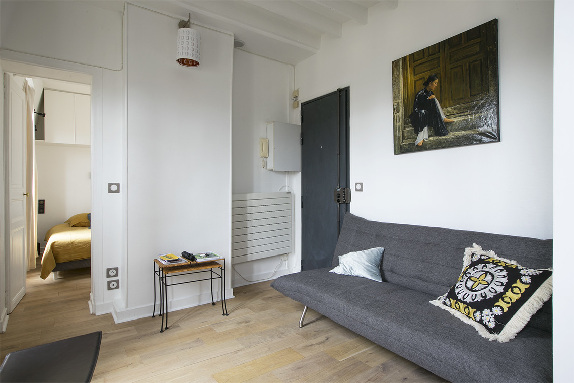 Apartment Paris Rue Gay-Lussac 2