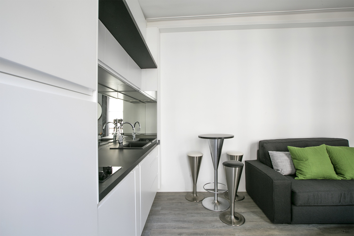 Appartement Paris Rue Jean-Jacques Rousseau 5