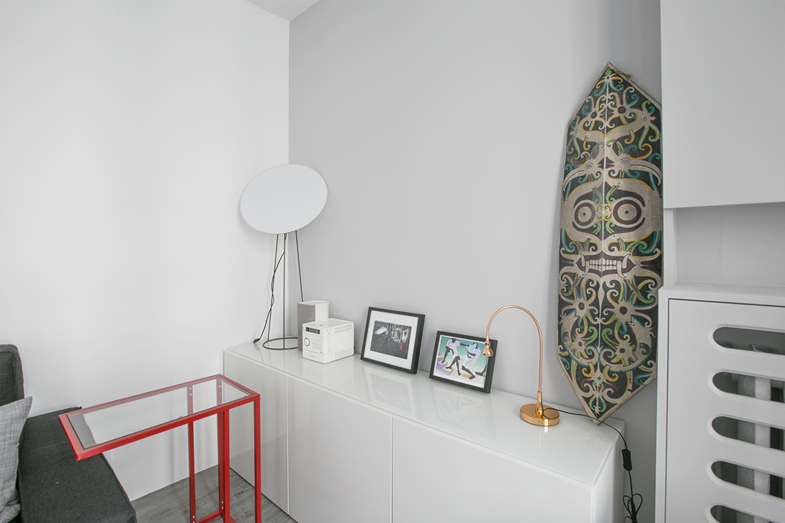 Appartement Paris Rue Jean-Jacques Rousseau 3