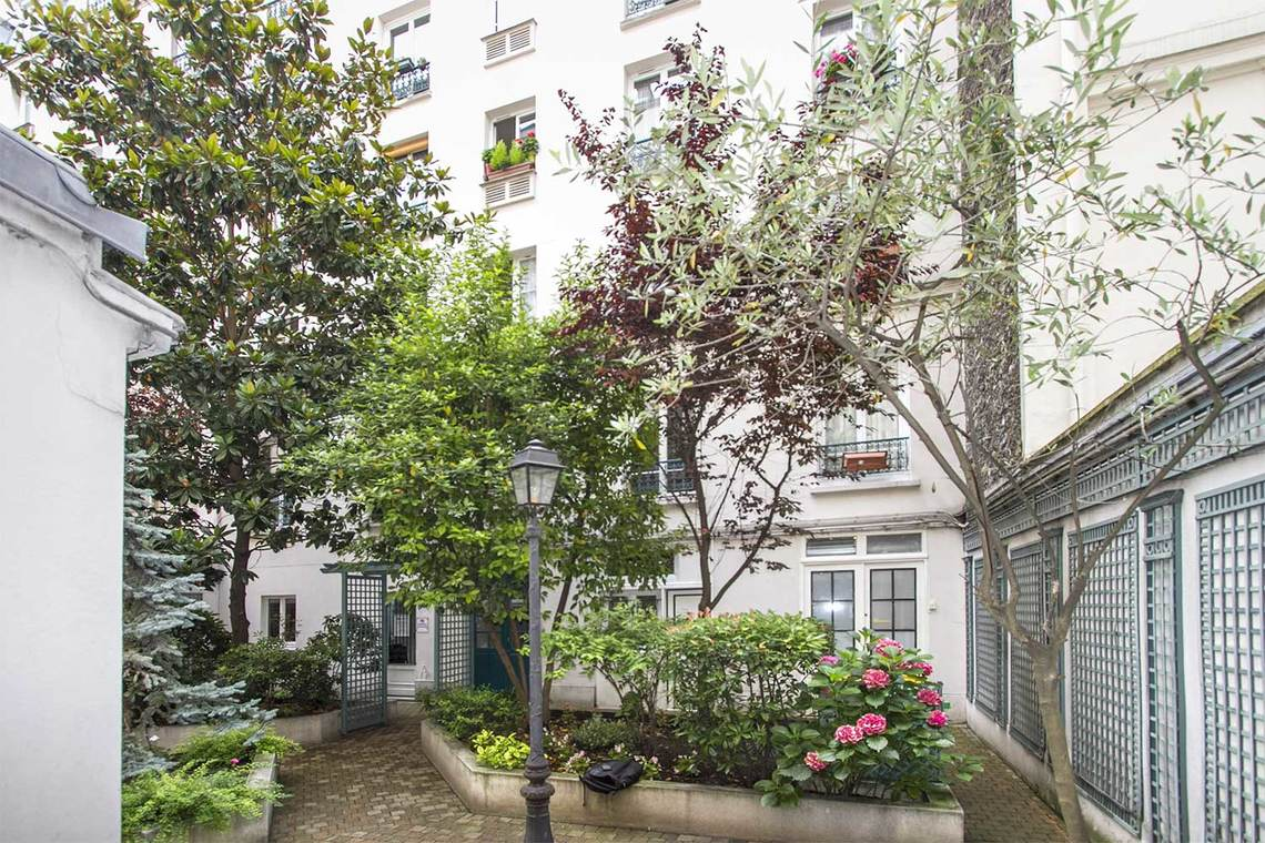 Appartement Paris Rue Damrémont 10