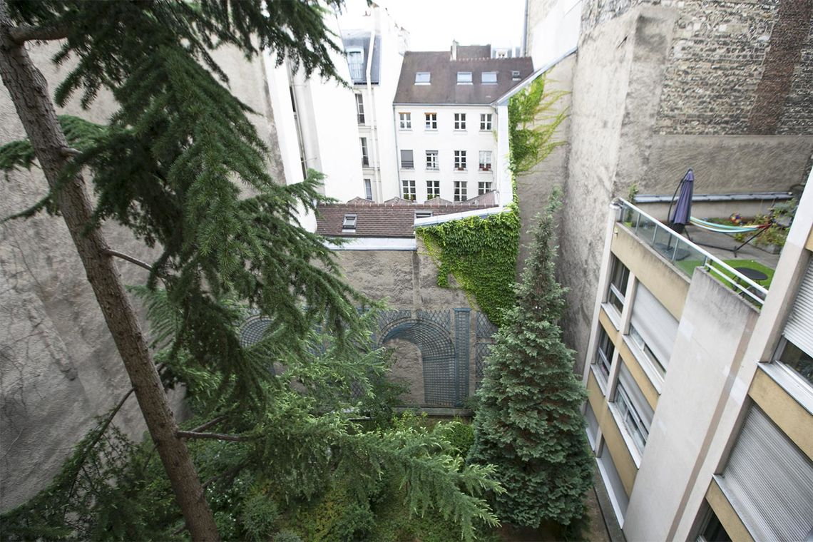 Appartamento Paris Rue Geoffroy l'Angevin 8
