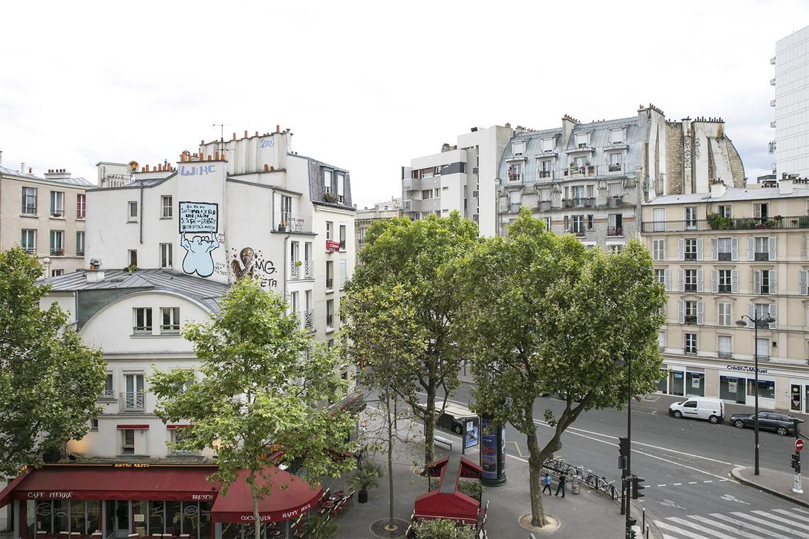 Apartment Paris Rue du Faubourg Saint Antoine 11