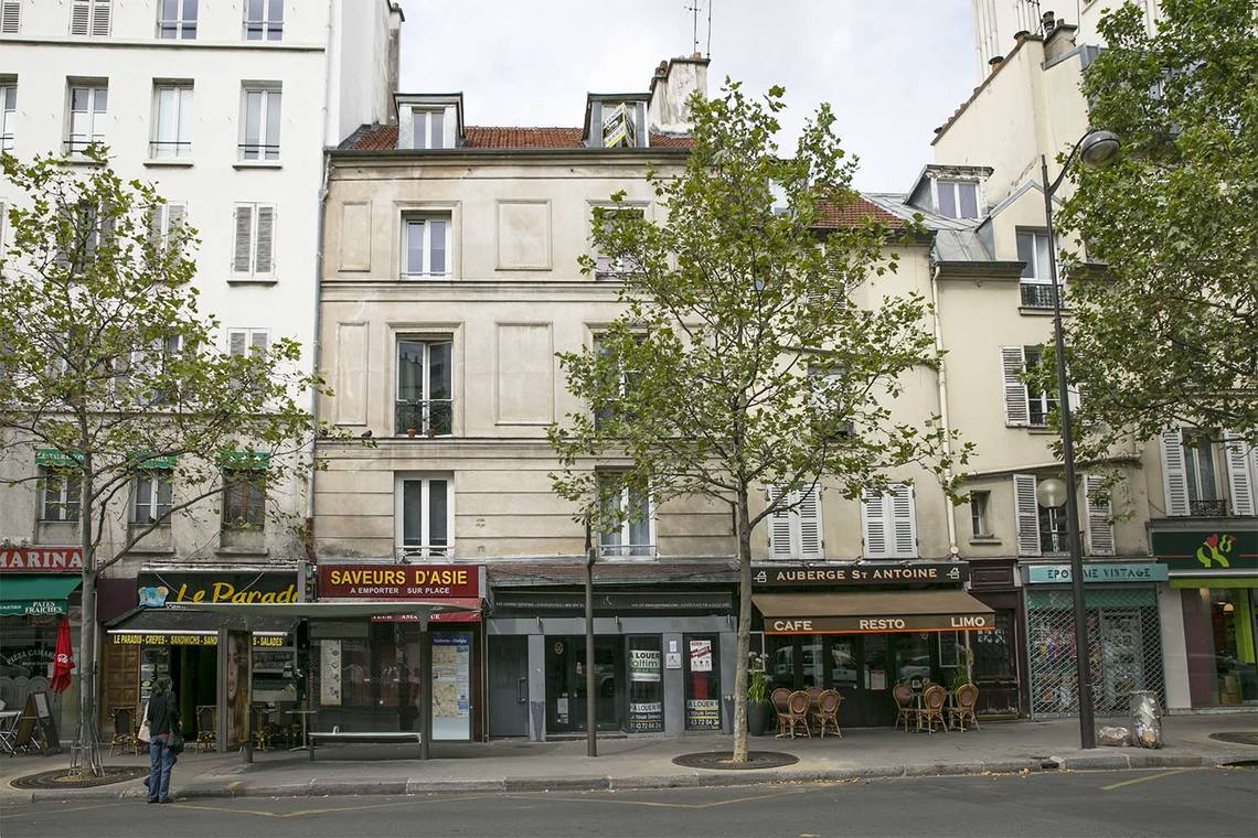 Apartment Paris Rue du Faubourg Saint Antoine 12