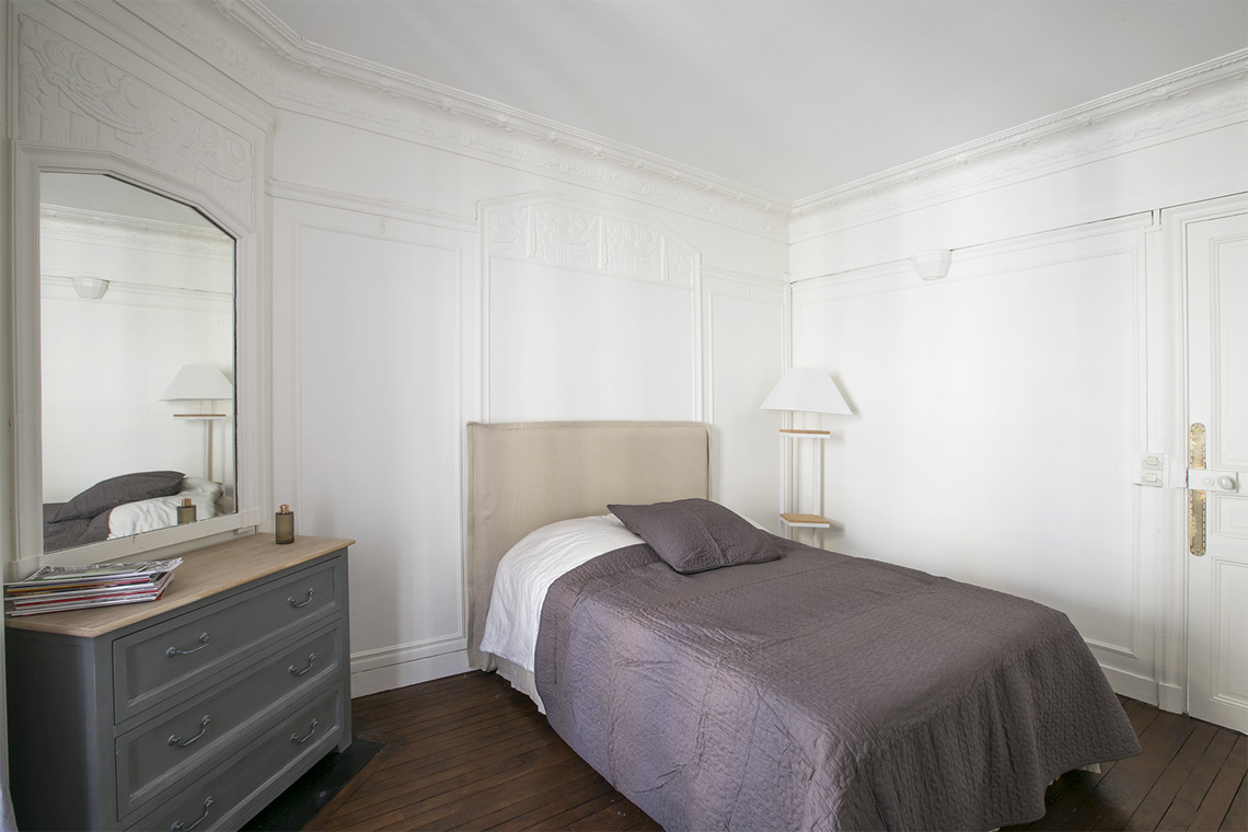 Appartement Paris Rue Auguste Bartholdi 8