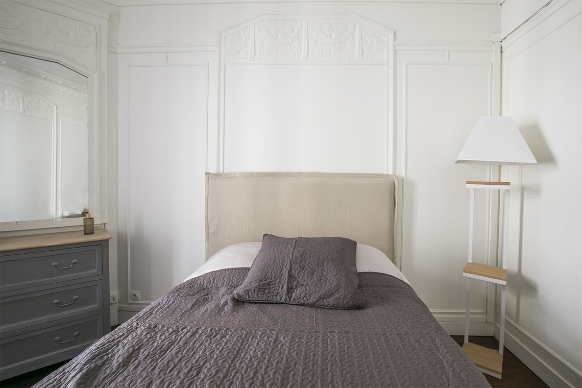 Appartement Paris Rue Auguste Bartholdi 9