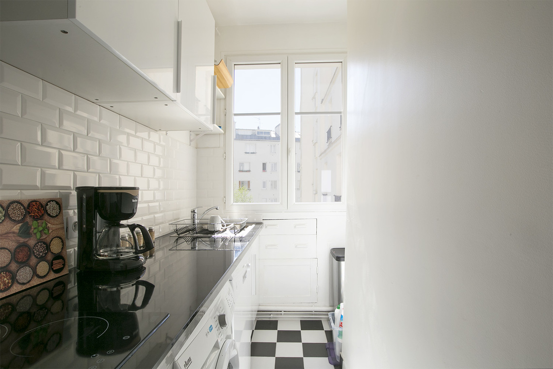 Appartement Paris Rue Auguste Bartholdi 6