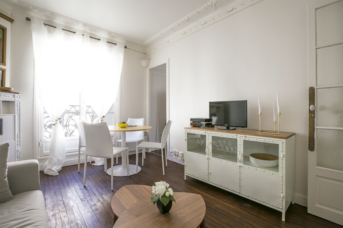 Paris Rue Auguste Bartholdi Apartment for rent