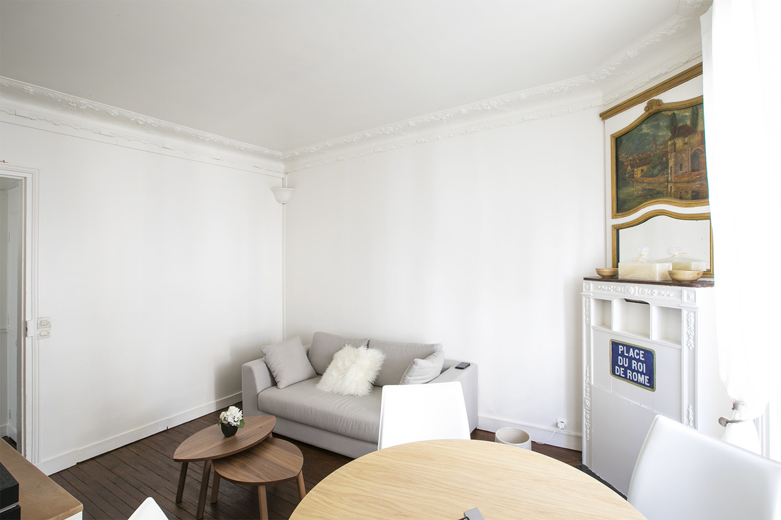 Appartement Paris Rue Auguste Bartholdi 3
