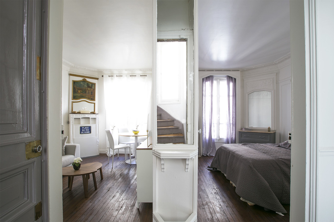 Appartement Paris Rue Auguste Bartholdi 11