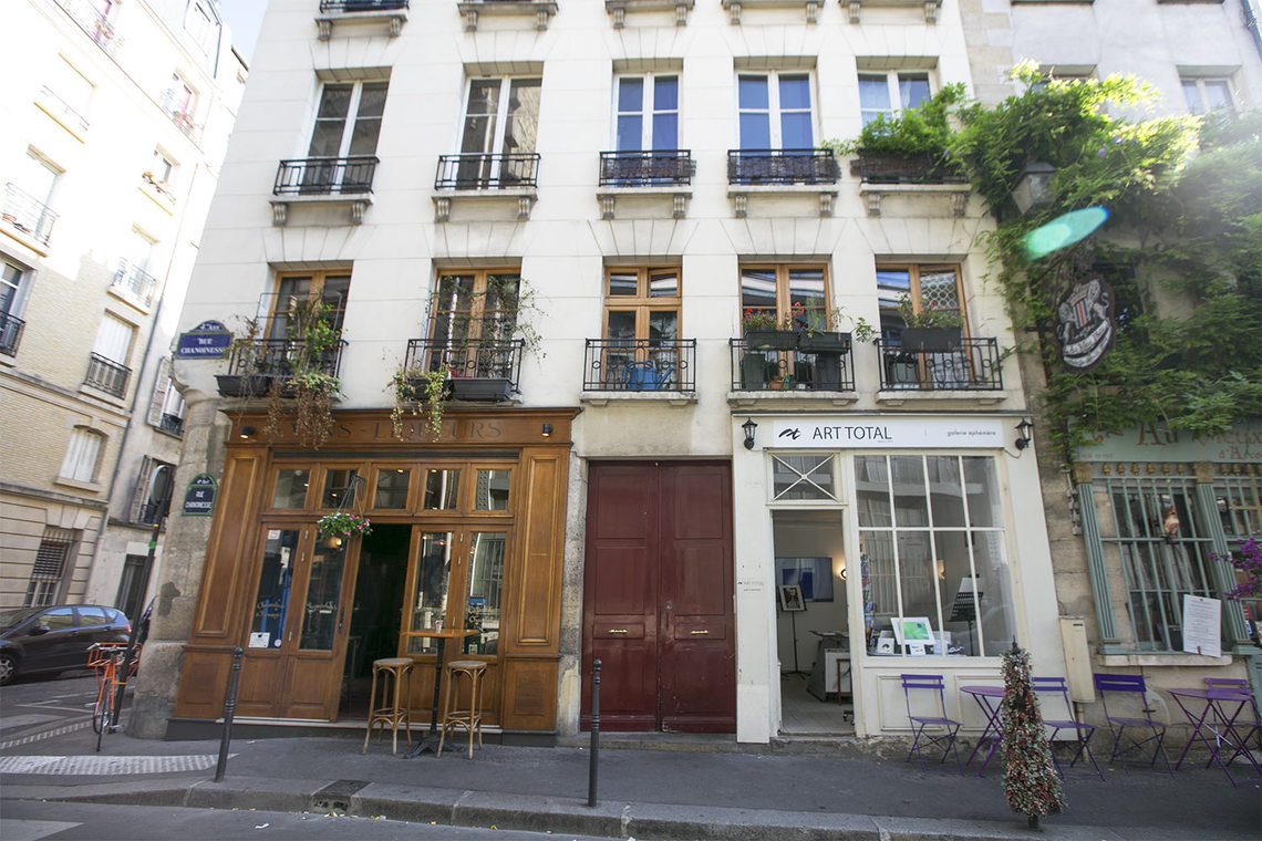Location appartement meubl rue chanoinesse paris ref 13896 for Location appartement meuble paris