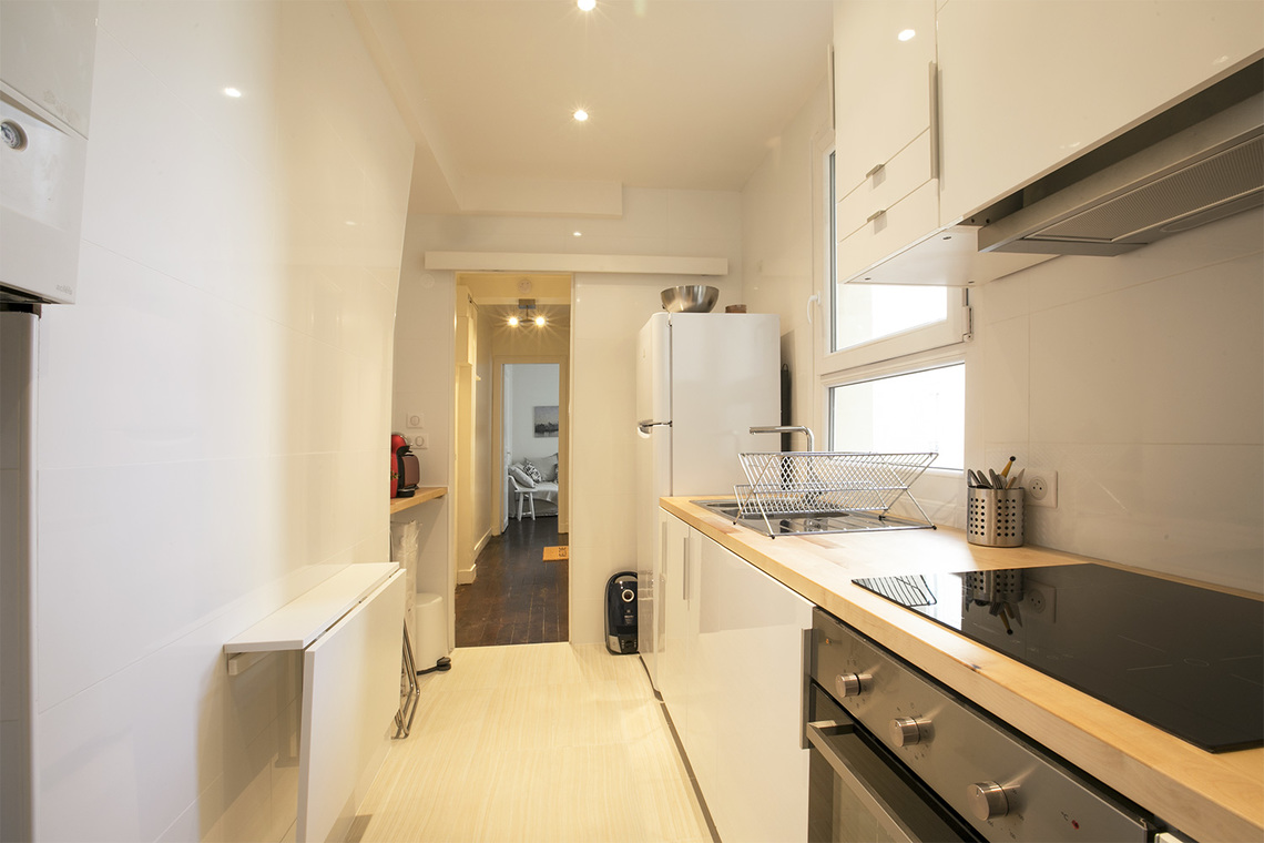 Apartment Paris Rue des Ursulines 7