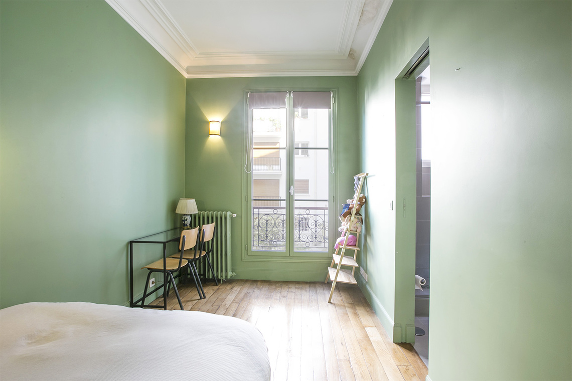 Apartment Paris Rue de Vaugirard 16