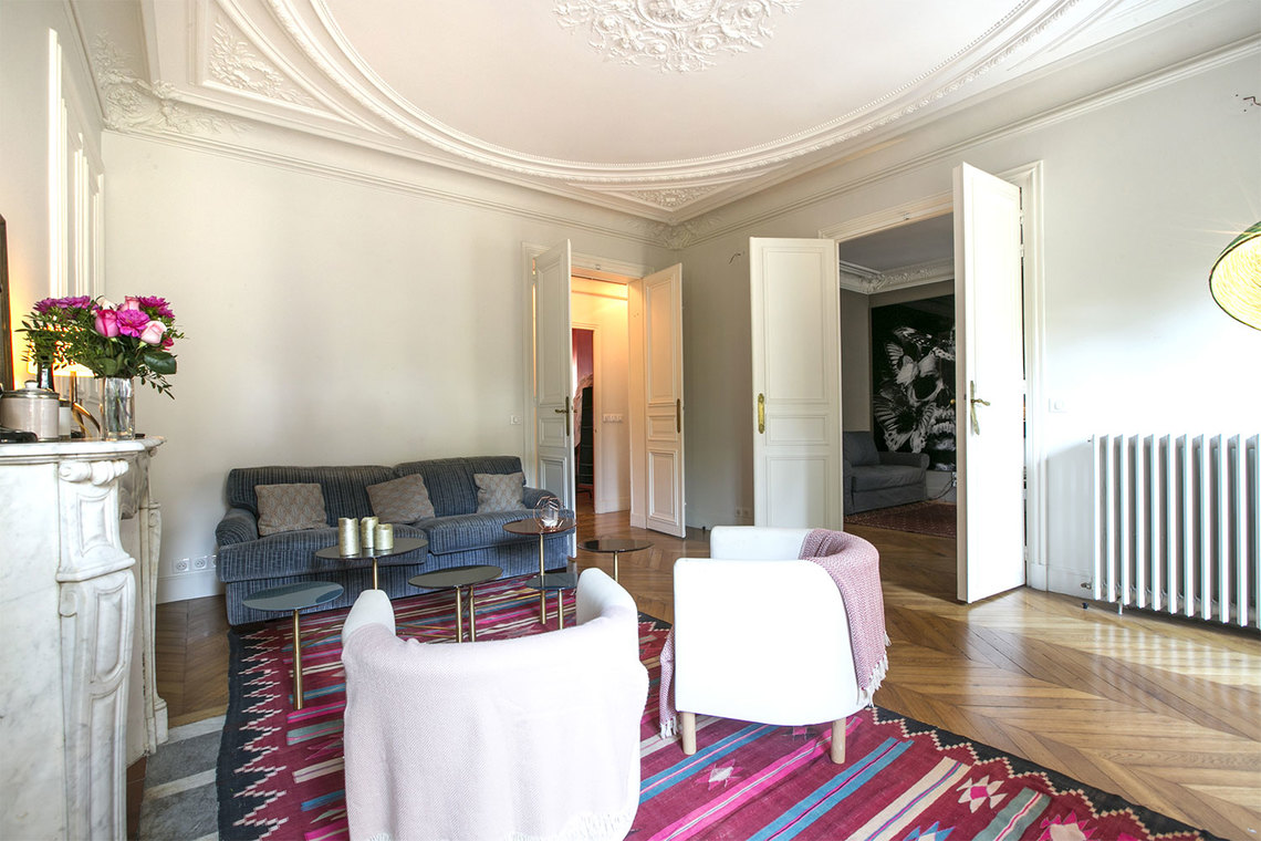 Apartment Paris Rue de Vaugirard 3