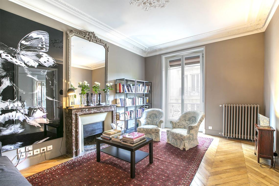 Apartment Paris Rue de Vaugirard 5