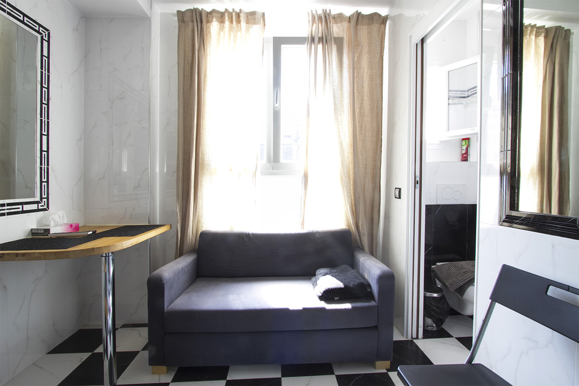 Paris Rue du Colisée Apartment for rent