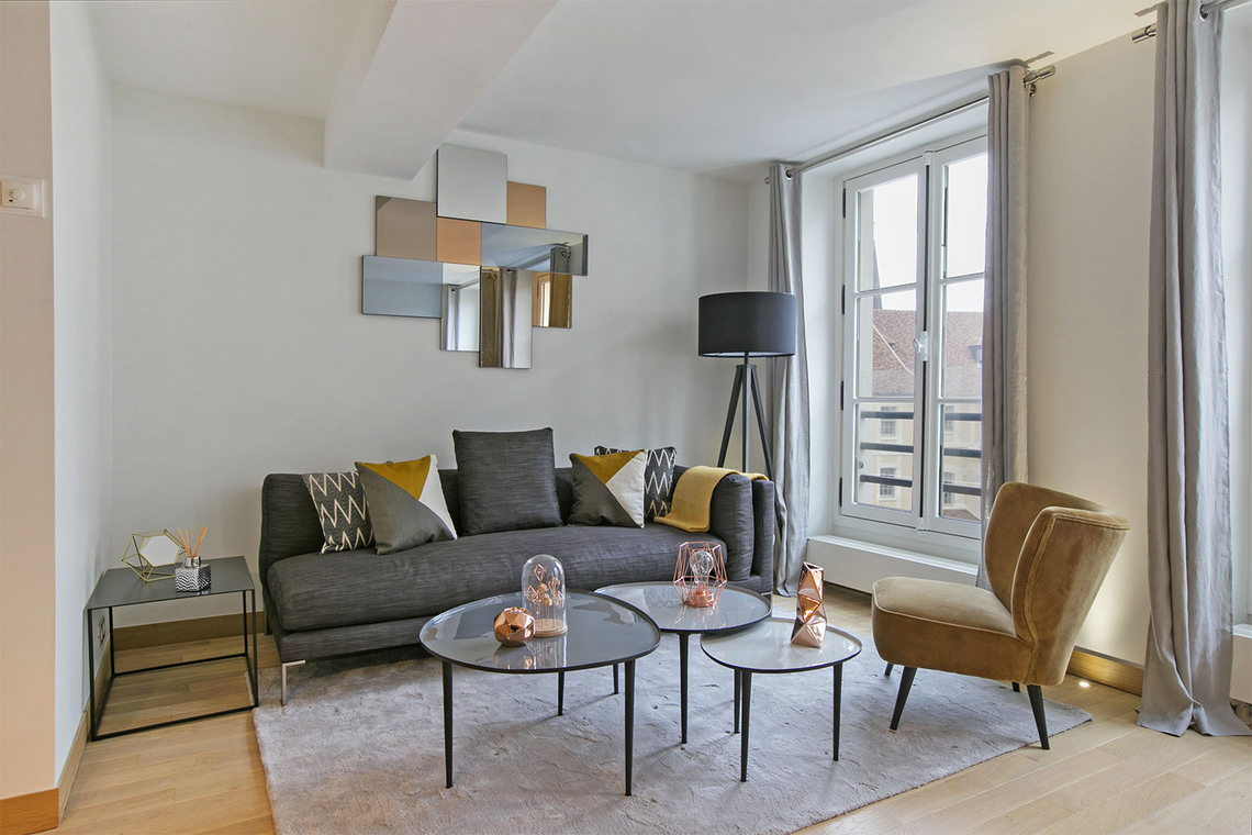 Furnished apartment for rent Paris Rue de l'Abbé Grégoire