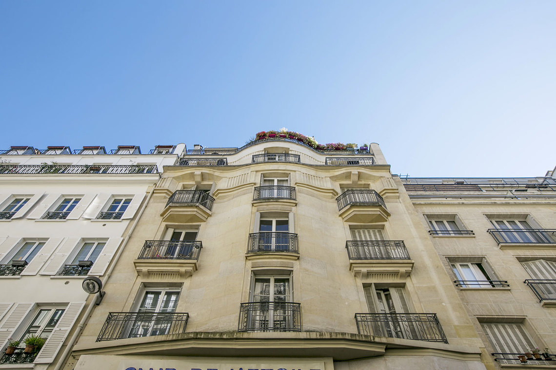 Apartment Paris Rue Troyon 11