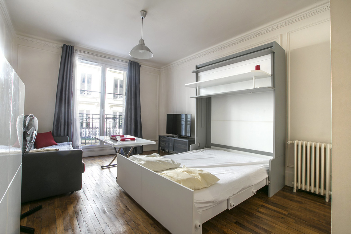 Apartment Paris Rue Troyon 4